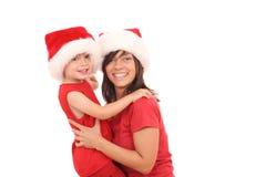 διασκέδαση Χριστουγέννων Στοκ Εικόνες