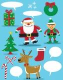 διασκέδαση Χριστουγέννω ελεύθερη απεικόνιση δικαιώματος