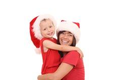 διασκέδαση Χριστουγένν&omega Στοκ Φωτογραφίες