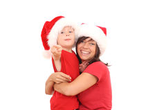 διασκέδαση Χριστουγένν&omega Στοκ εικόνα με δικαίωμα ελεύθερης χρήσης