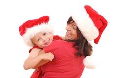 διασκέδαση Χριστουγένν&omega Στοκ εικόνες με δικαίωμα ελεύθερης χρήσης