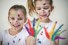 διασκέδαση χρώματος κλείστε επάνω στοκ φωτογραφίες με δικαίωμα ελεύθερης χρήσης