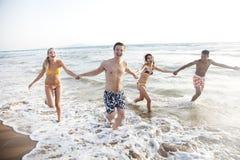Διασκέδαση θάλασσας Στοκ Εικόνες