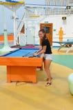 Διασκέδαση κρουαζιερόπλοιων στοκ φωτογραφία με δικαίωμα ελεύθερης χρήσης