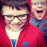 Διασκέδαση παιδιών! στοκ φωτογραφία