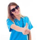 Διασκέδαση στο νοσοκομείο στοκ εικόνες με δικαίωμα ελεύθερης χρήσης
