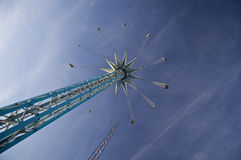 διασταύρωση κυκλικής κ&ups Στοκ Φωτογραφίες