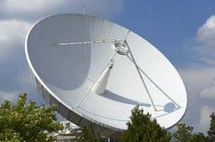 διαστημικές τηλεπικοιν&om Στοκ Φωτογραφία