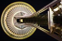 Διαστημική βελόνα Στοκ Εικόνες