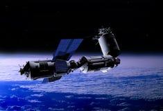 διαστημική μεταφορά ελεύθερη απεικόνιση δικαιώματος