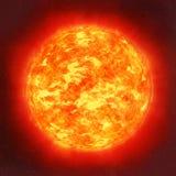διαστημικός ήλιος Στοκ Εικόνες