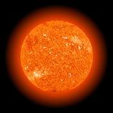 διαστημικός ήλιος Στοκ Φωτογραφίες