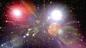 Διαστημικός βρόχος υποβάθρου ελεύθερη απεικόνιση δικαιώματος