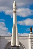 Διαστημικός πύραυλος Στοκ Εικόνες