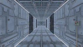 Διαστημικός σταθμός απεικόνιση αποθεμάτων