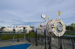 Διαστημικός σταθμός Miir Στοκ Φωτογραφίες