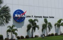 Διαστημικό κέντρο του John F. Kennedy Στοκ Εικόνα
