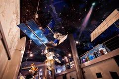Διαστημικό μουσείο στη Μόσχα, Ρωσία Στοκ φωτογραφίες με δικαίωμα ελεύθερης χρήσης
