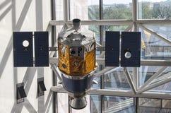 Διαστημικό σκάφος κλημεντινών στοκ εικόνα