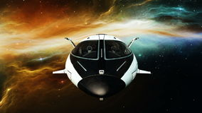 Διαστημικό σκάφος απόθεμα βίντεο