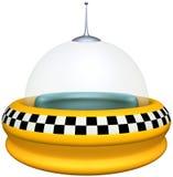 Διαστημικό ταξί Στοκ Εικόνα
