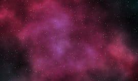 Διαστημικό υπόβαθρο σχεδίου απεικόνισης scape Στοκ φωτογραφία με δικαίωμα ελεύθερης χρήσης
