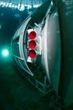 Διαστημόπλοιο υποβρύχιο Στοκ εικόνα με δικαίωμα ελεύθερης χρήσης