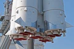 Διαστημόπλοιο Στοκ εικόνα με δικαίωμα ελεύθερης χρήσης