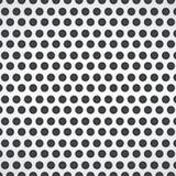Διαστιγμένο γεωμετρικό σχέδιο Άνευ ραφής αφηρημένη σύσταση για τις ταπετσαρίες και το υπόβαθρο διανυσματική απεικόνιση