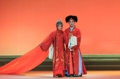 """Διασυνοριακό γάμος-Kunqu Opera""""Madame άσπρο Snake† Στοκ Εικόνες"""