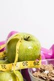 Διατροφή έννοιας Στοκ Φωτογραφίες