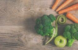 Διατροφή λαχανικών για την απώλεια βάρους στοκ εικόνα με δικαίωμα ελεύθερης χρήσης