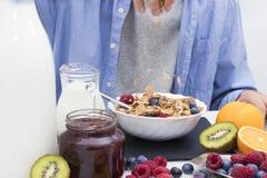 διατροφή και υγεία στοκ εικόνες