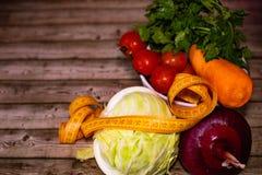 Διατροφή και υγιεινή έννοια τρόπου ζωής Κινηματογράφηση σε πρώτο πλάνο λαχανικών στοκ φωτογραφία με δικαίωμα ελεύθερης χρήσης