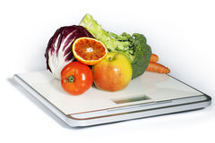 διατροφή σιτηρεσίου Στοκ Φωτογραφίες