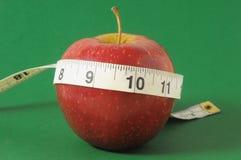 Διατροφή Apple Στοκ φωτογραφία με δικαίωμα ελεύθερης χρήσης