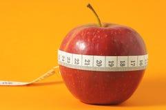 Διατροφή Apple Στοκ φωτογραφίες με δικαίωμα ελεύθερης χρήσης