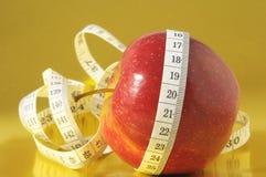Διατροφή Apple Στοκ Φωτογραφίες