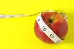 Διατροφή Apple Στοκ εικόνες με δικαίωμα ελεύθερης χρήσης