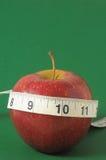 Διατροφή Apple Στοκ Φωτογραφία