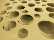 Διατρυπημένου λωρίδες stackable που χρησιμοποιείται πλαστικός ως υπόβαθρο στοκ φωτογραφία με δικαίωμα ελεύθερης χρήσης