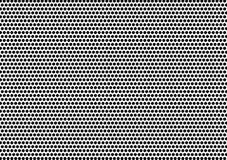 διατρυπημένο μέταλλο πιάτ&omi στοκ εικόνες με δικαίωμα ελεύθερης χρήσης
