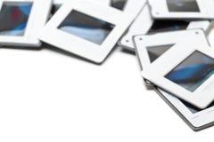 διαφάνεια φωτογραφικών διαφανειών συνόρων Στοκ φωτογραφία με δικαίωμα ελεύθερης χρήσης