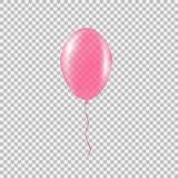 Διαφανές μπαλόνι ηλίου Στοκ εικόνα με δικαίωμα ελεύθερης χρήσης