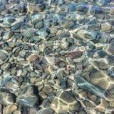 Διαφανές νερό στοκ φωτογραφία με δικαίωμα ελεύθερης χρήσης