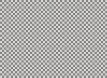 Διαφανές διαφανές πλέγμα υποβάθρου Άχρωμη γκρίζα και άσπρη σύσταση σκακιερών Πρότυπα δισδιάστατα ελεύθερη απεικόνιση δικαιώματος