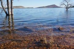 Διαφανής λίμνη Στοκ Εικόνα