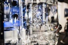 Διαφανής εξωτερική μηχανή Στοκ Εικόνα