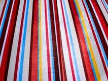 Διαφανής καμμένος κουρτίνα ντους Στοκ Εικόνα