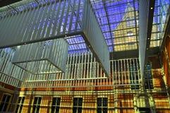Διαφανής στέγη Στοκ Εικόνες